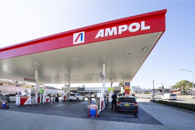 Ampol Shares Soar on Q1 Financial Reports