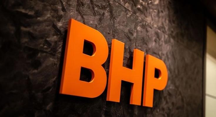 BHP Stock Continue To Drop Following Uncertainity Over Evergrande